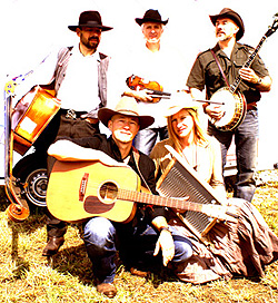 Bluegrass & Country mit den Dapper Den Man