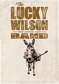The Lucky Wilson Band